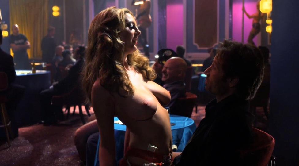 Eva Amurri Martino naked from Californication Season 3
