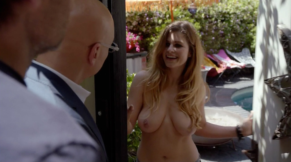 Meghan Falcone nude from Californication - Season 6