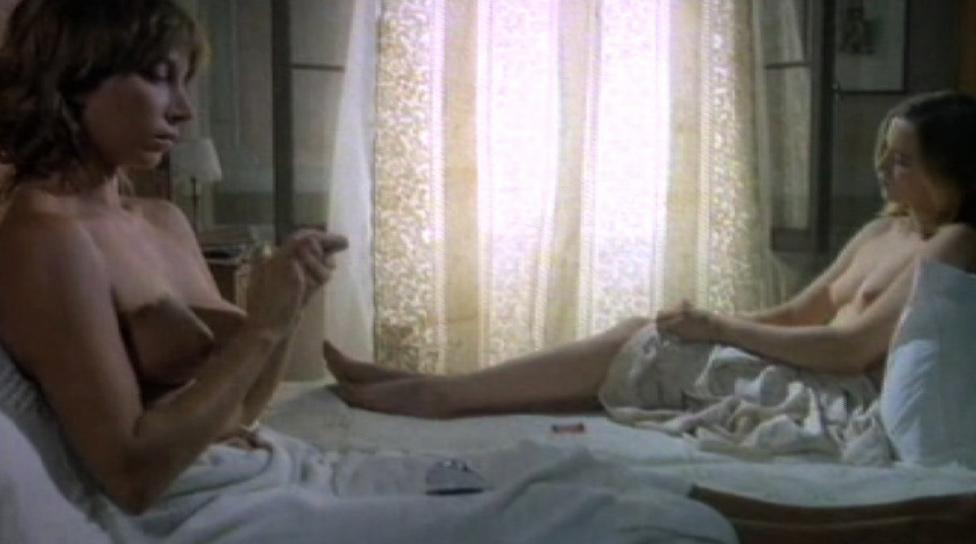 Mariangela Melato and Eleonora Giorgi nude nel film Dimenticare Venezia