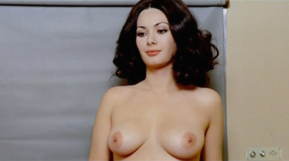 Edwige Fenech naked from Giovannona Long-Thigh