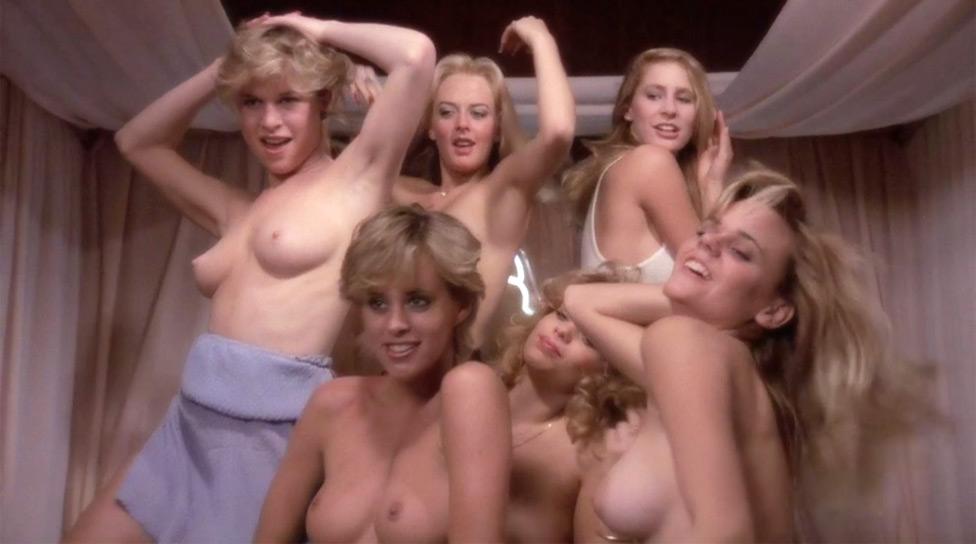 Hardbodies nude scenes