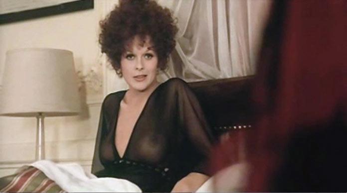 Karin Schubert nude from Il bacio di una morta