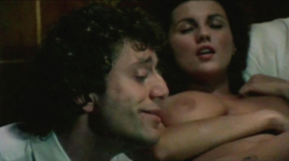 Serena Grandi naked from La compagna di viaggio