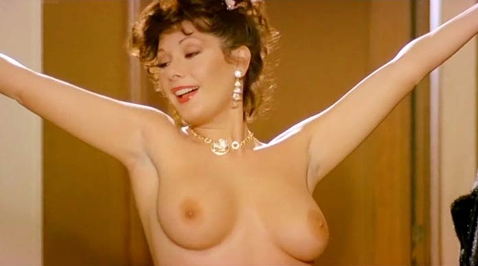 Edwige Fenech nude from La moglie in vacanza... l'amante in città