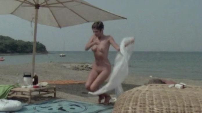 Barbara Bouchet nude from L'anatra all'arancia