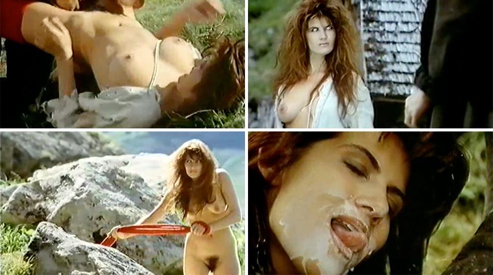 Pamela und Nacktszenen