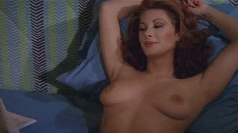 Edwige Fenech naked from Sballato, gasato, completamente fuso