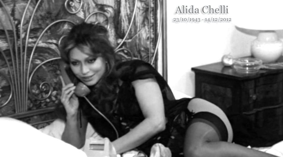 Alida Chelli naked from Spaghetti a mezzanotte