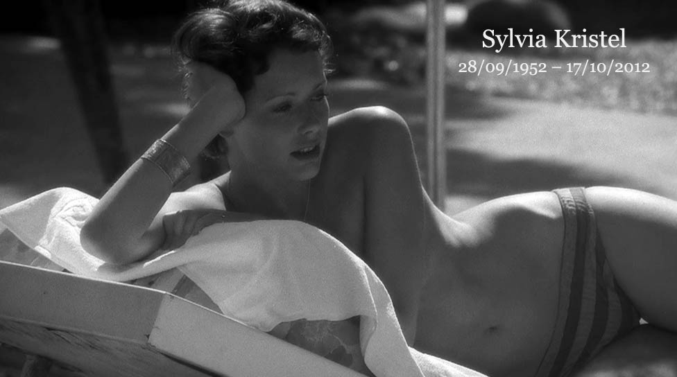 Sylvia Kristel naked from Emmanuelle