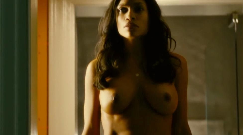 Rosario dawson nude scene trance