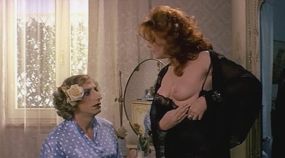 Dagmar Lassander naked from Zucchero, miele e peperoncino