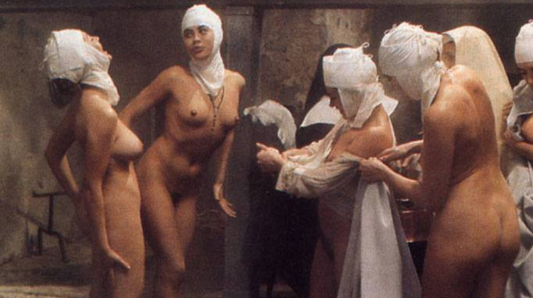 La monaca nel peccato nude scenes