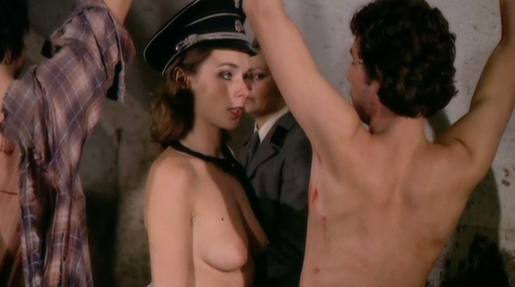 Horrifying Experiments of S.S. Last Days nude scenes
