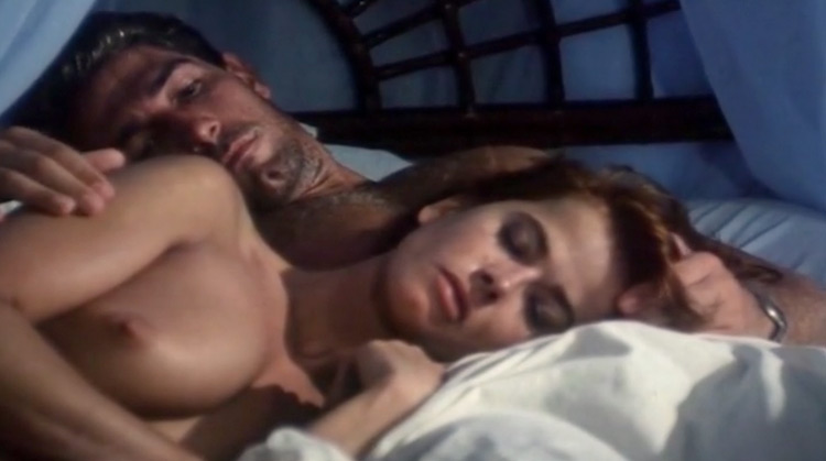 Caged Women nude scenes