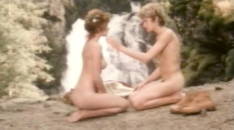The First Time on the Grass nude scenes