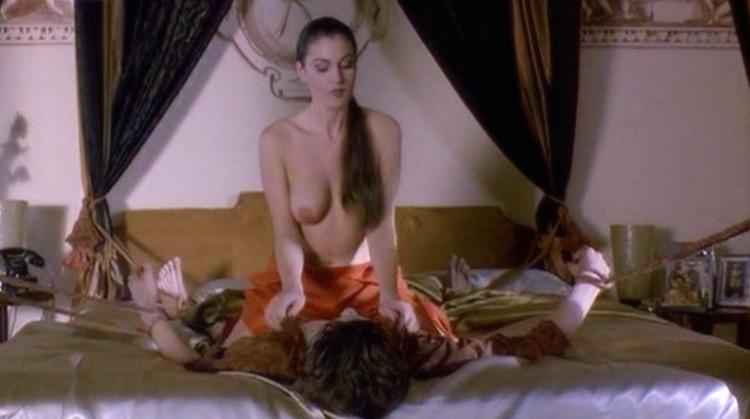 Ostinato Destino nude scenes