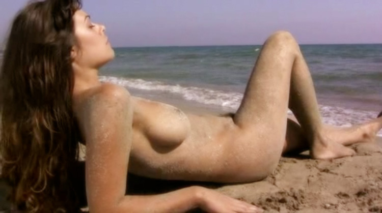 Textiles nude scenes