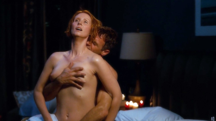 Sex and The City nude scenes