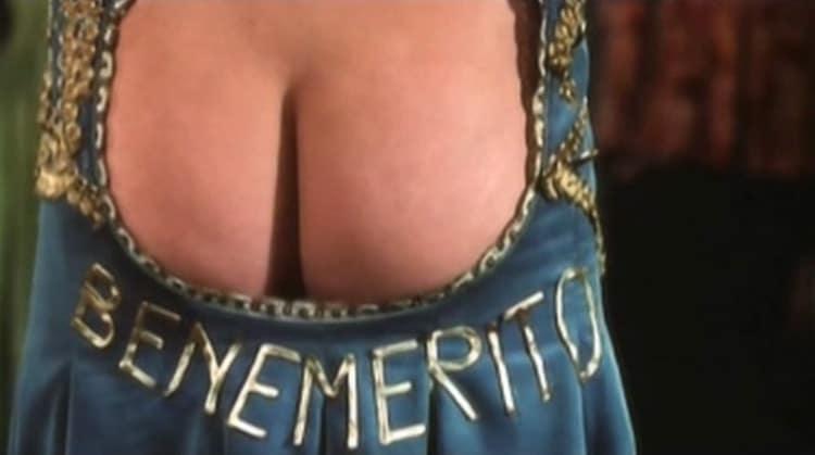 Gli altri racconti di Canterbury nude scenes