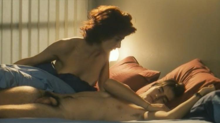 Lo sguardo dell'altro nude scenes