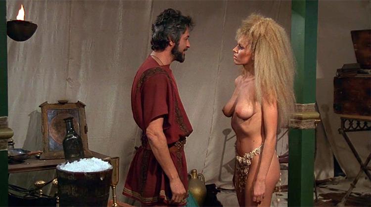 Attila flagello di Dio nude scenes