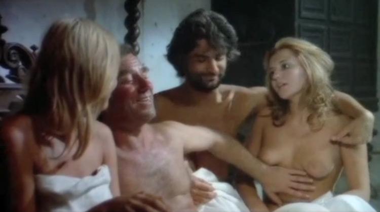 Fiorina the Cow nude scenes
