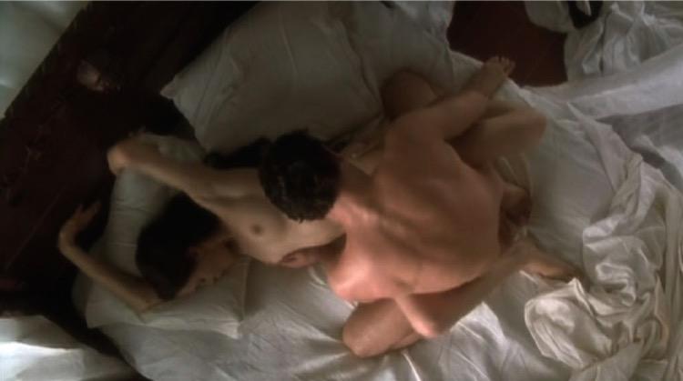 Original Sin nude scenes