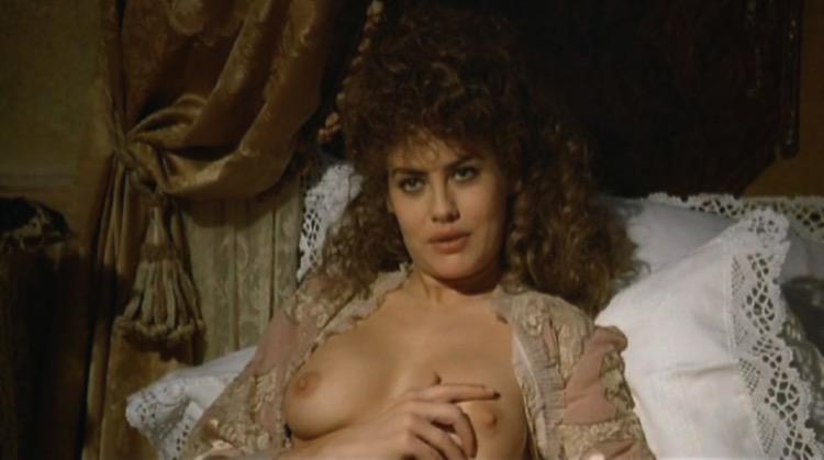 D'Annunzio nude scenes