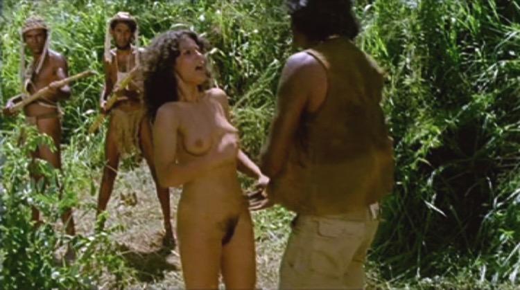 Eaten Alive! nude scenes