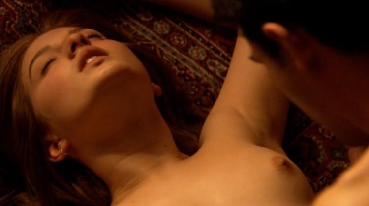 Melissa P. nude scenes