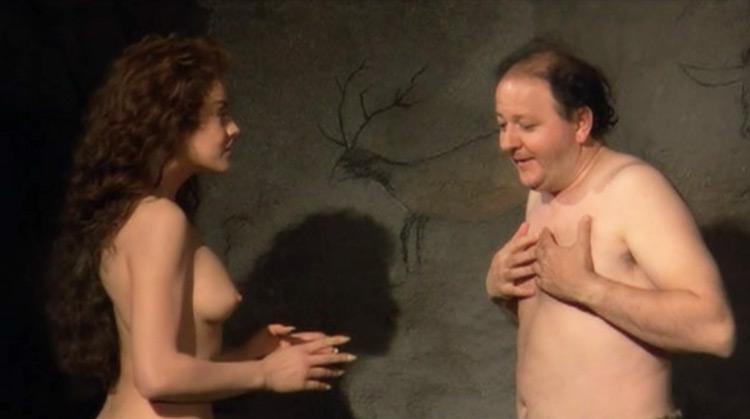 Mia moglie è una bestia nude scenes