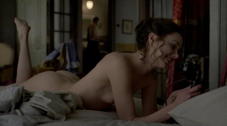 Boardwalk Empire [Season 3] nude scenes