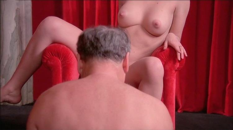 Eye of the Cat nude scenes