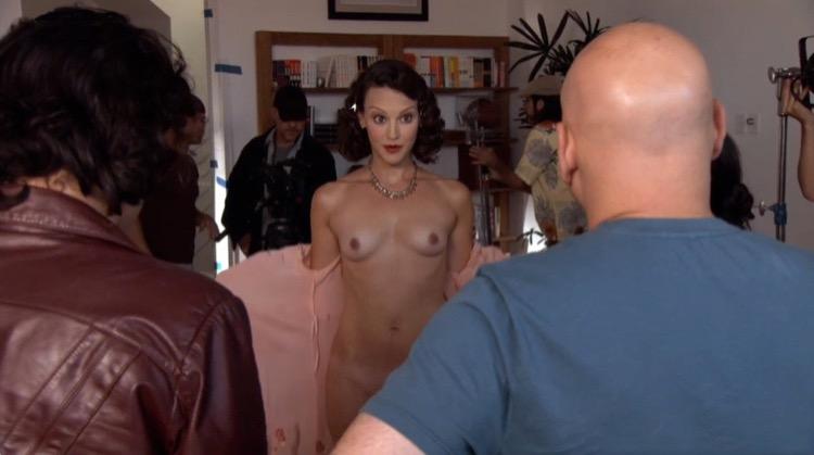 Californication [Season 2] nude scenes