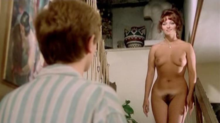The Private Lesson nude scenes