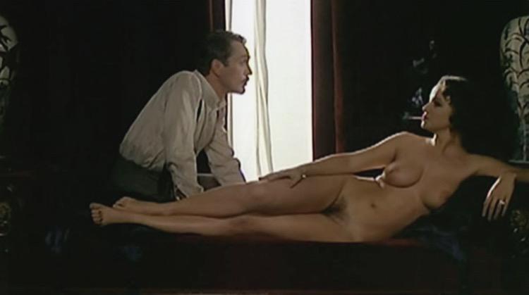 The Divine Nymph nude scenes