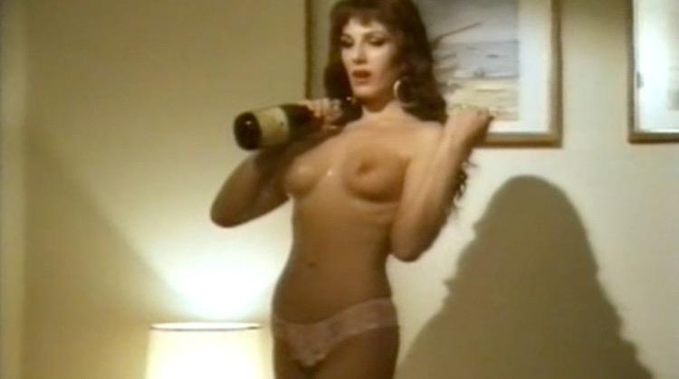 Arabella, Black Angel nude scenes