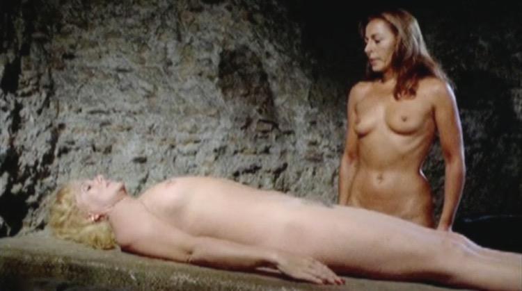 Satan's Baby Doll nude scenes