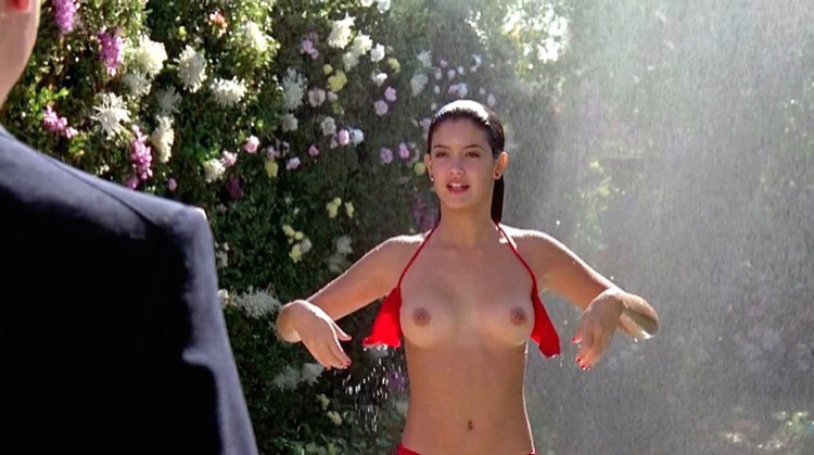 Fast Times at Ridgemont High nude scenes