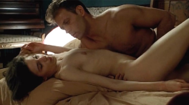 Romantiske Nude Sexscener
