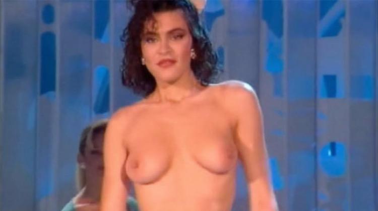 Colpo Grosso: Debora Vernetti nude scenes