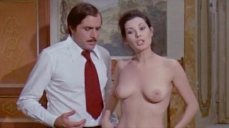 La signora gioca bene a scopa? nude scenes