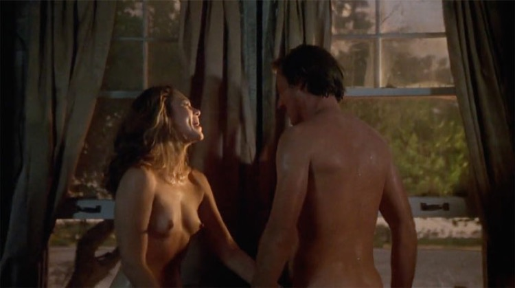 Body Heat nude scenes