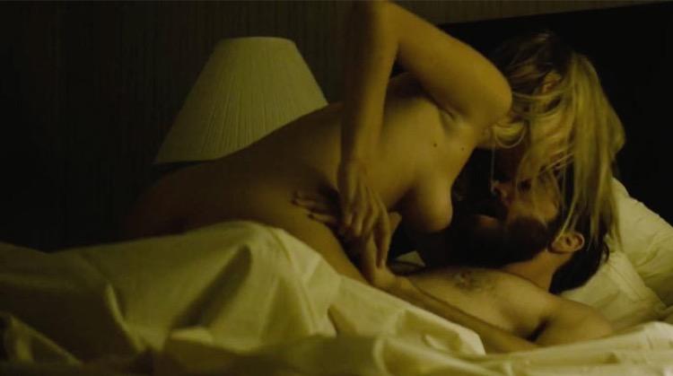 Enemy nude scenes