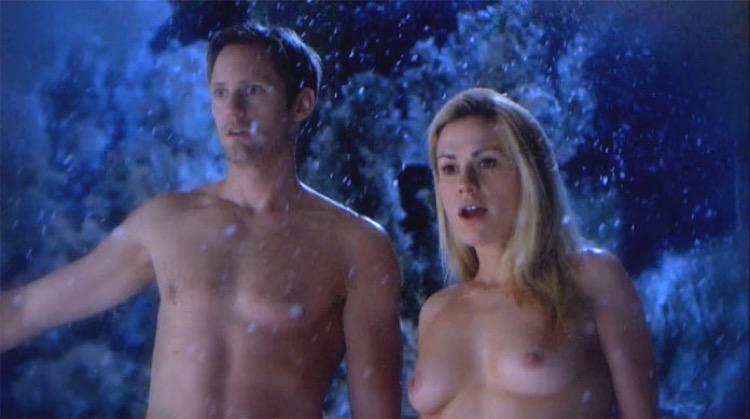 True Blood [Season 4] nude scenes
