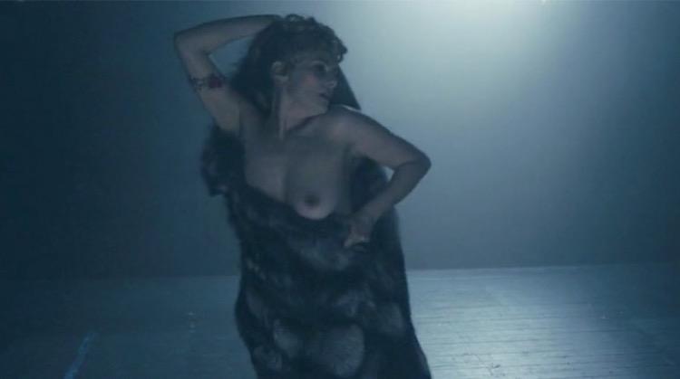 Venus in Fur nude scenes