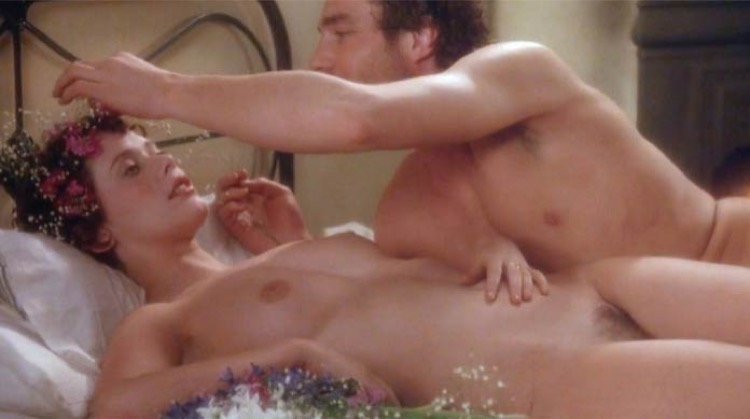 Lady Chatterley's Lover nude scenes