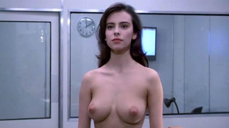 Lifeforce nude scenes