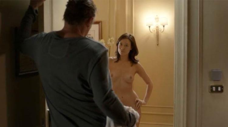 Third Person nude scenes