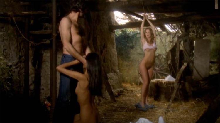 Sister Emanuelle nude scenes